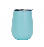 Stainless Wine Tumbler - Assorted Colours