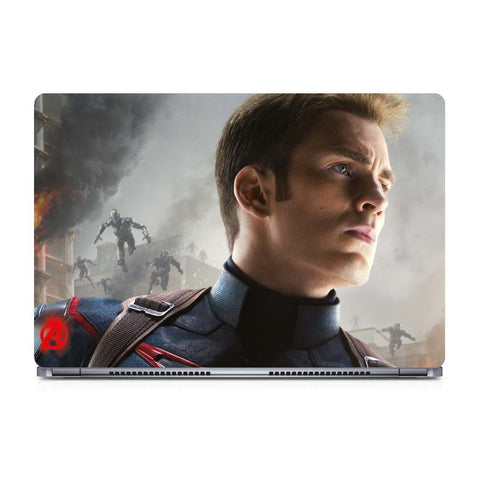 Captain America action - Posterboy