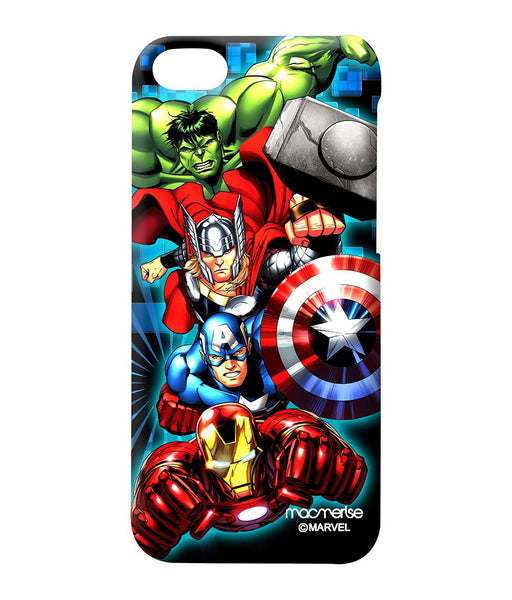 Avengers Fury- Sublime Case for iPhone 4/4S - Posterboy