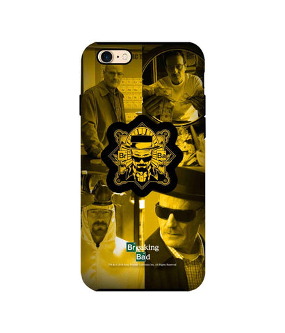 5 in One Breaking Bad - Tough Case for iPhone 7 - Posterboy