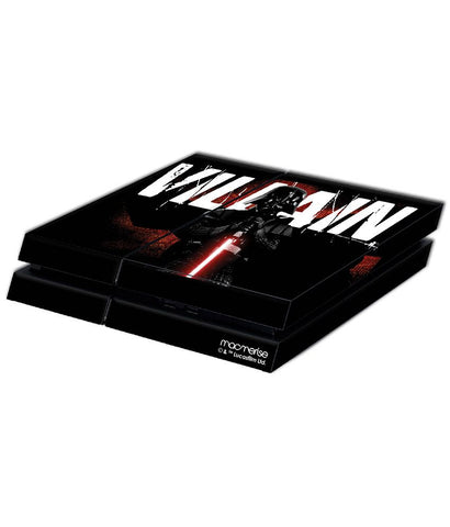 Villian Vader - Skin for Sony PS4 - Posterboy
