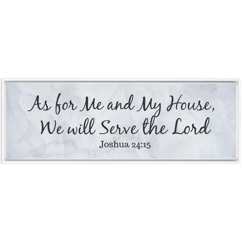 Framed Canvas, Grey Print,Wall Art,Home Decor,Christian Scripture,Bible Verse,Christian Wall Art,Scripture Wall Art,Christian Gift
