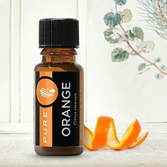Orange Essential Oil for Muscle Pain - Skincare - Digestion - Clean - Freshen - Diffuse