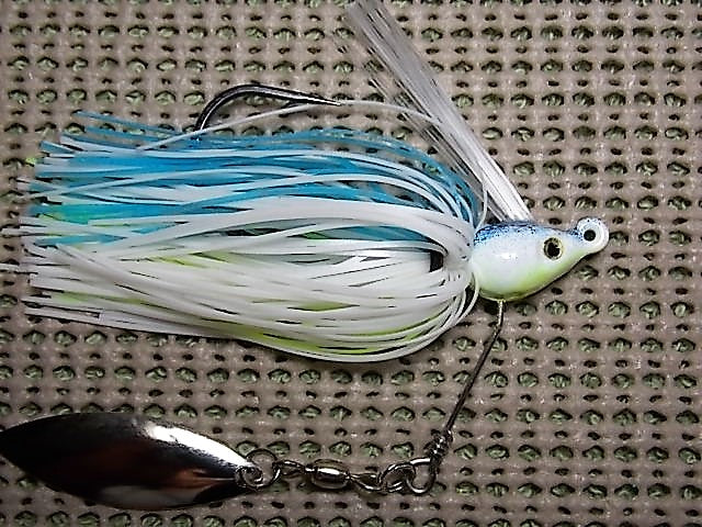 Underspin: Sexy Shad
