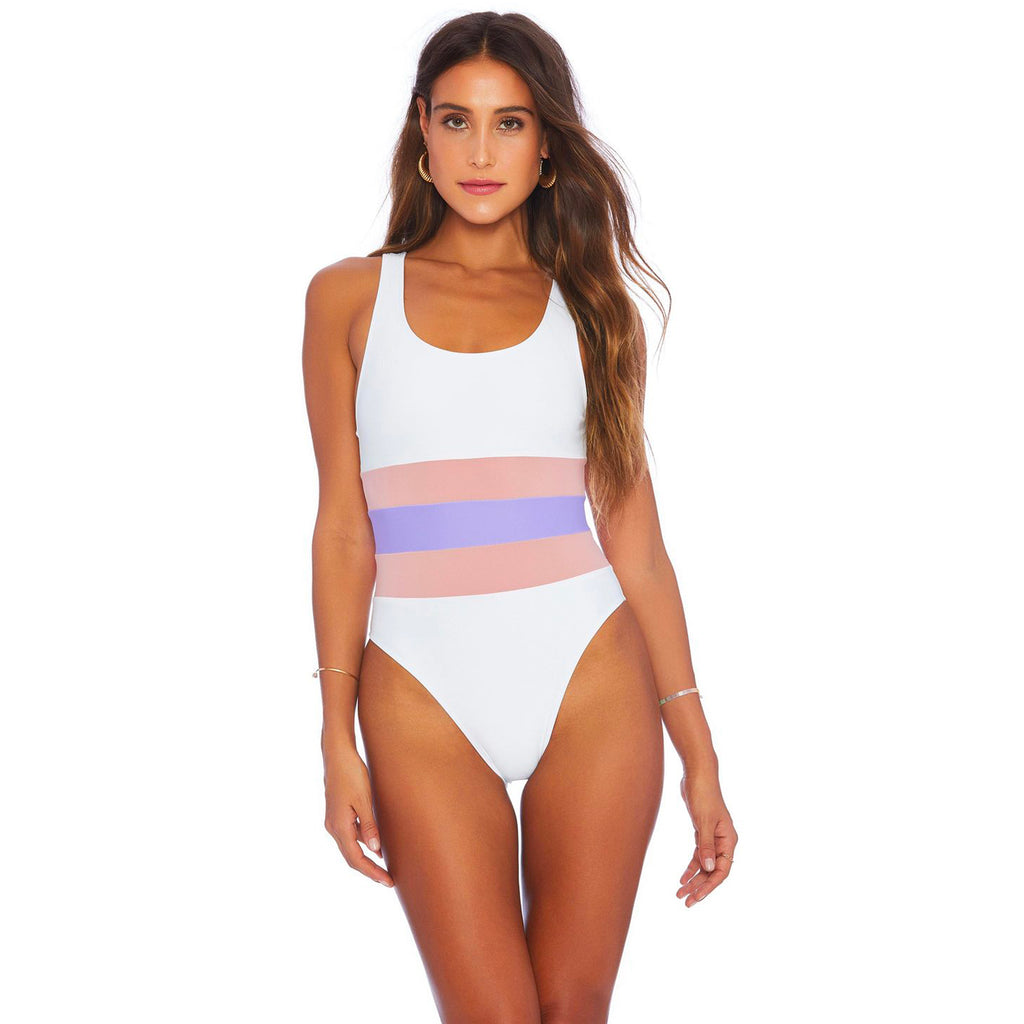 ElleJay Color Block Randell One Piece