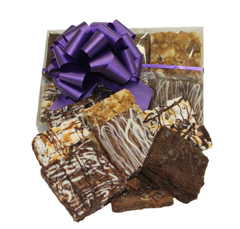 Gift Pack of Hand Crafted Brownies