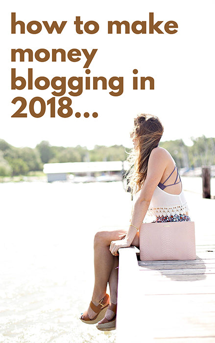 How To Make Money Blogging in 2018 Ebook