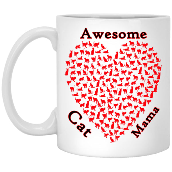 mothers day white coffee mug 11 oz