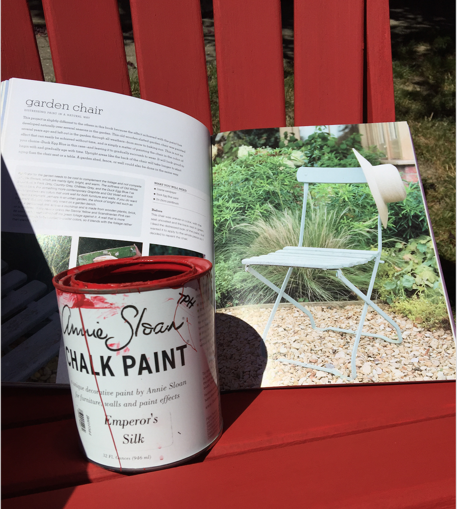 August Inspiration: Get Inspired with Annie Sloan Chalk Paint™