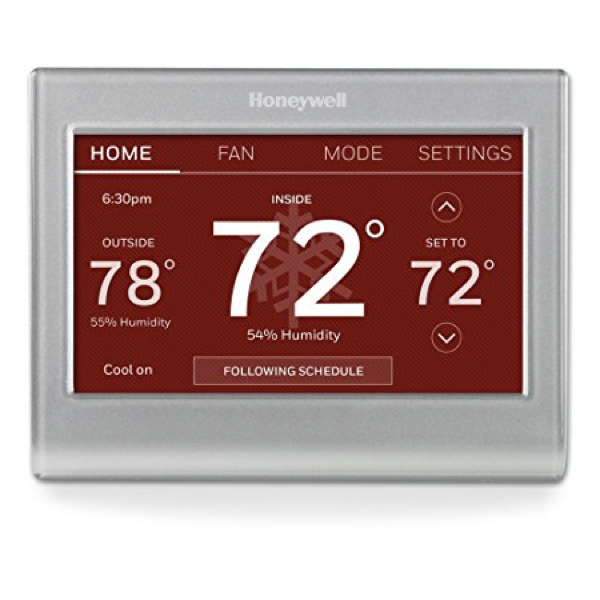 Honeywell Wi-Fi Color Touchscreen Programmable Thermostat image 1228288000014