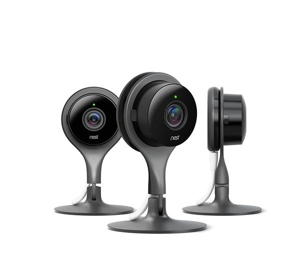 Google Nest Cam Indoor security camera image 3884909330545