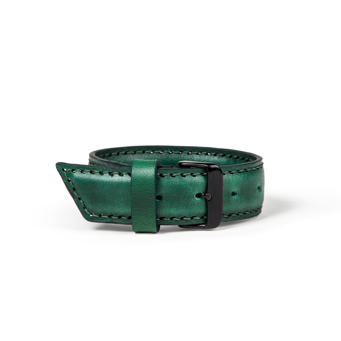 The Vacation (L) - Horween Green Cavaliere - Lajoie