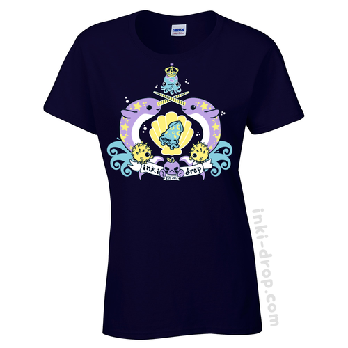 Starwhal Coat of Arms Tee