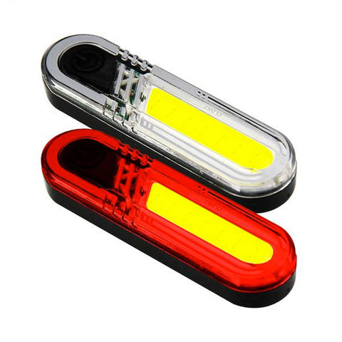 Tomcat Front & Rear LED Bike Light