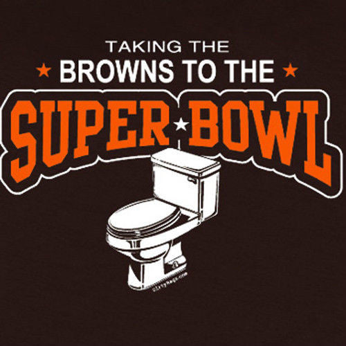 browns to the superbowl tee