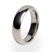 A tradition Titanium ring. Titanium wedding ring. Men's ring or Women's ring.
