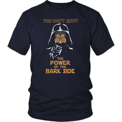 You Don't Know The Power Of The Bark Side