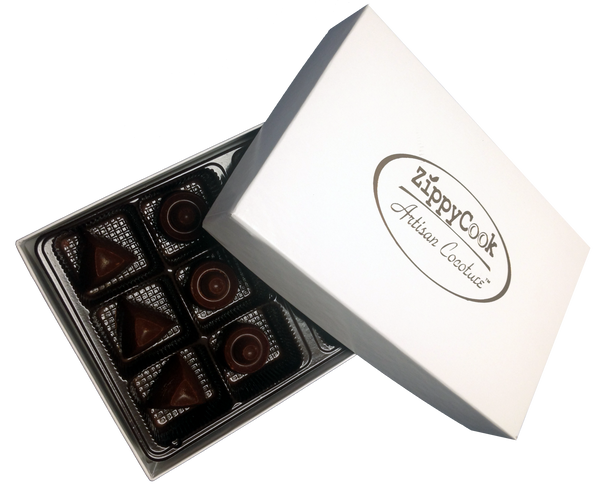 Dark Coffee Gourmet Cocoture Candy 12pc