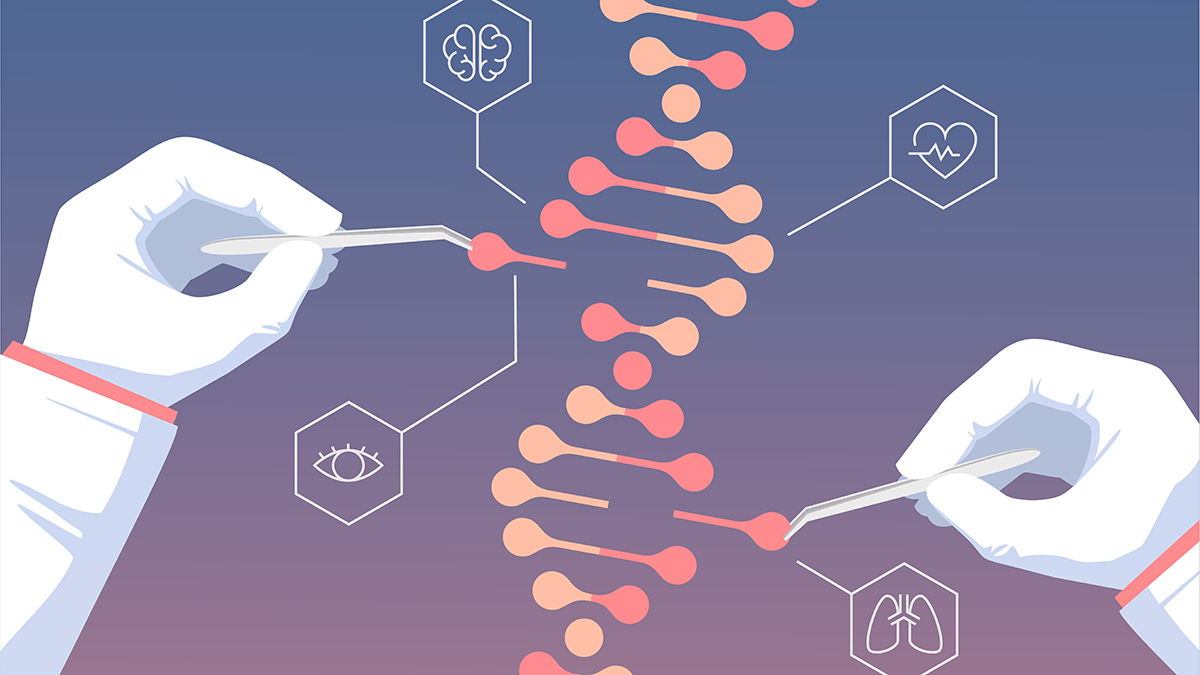 CRISPR Gene Editing to Enhance Health