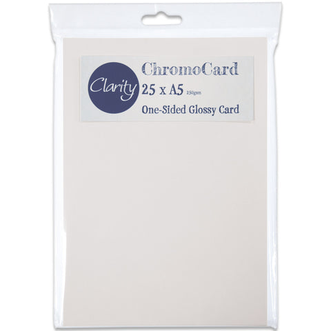 Chromo Card A5 (Pack of 25)
