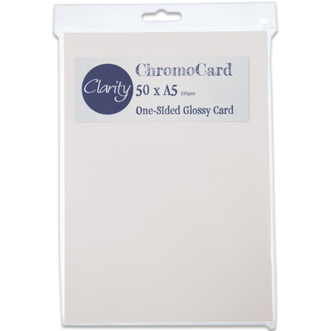 Chromo Card A5 (Pack of 50)