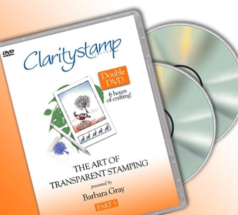 The Art Of Transparent Stamping No. 5 DVD