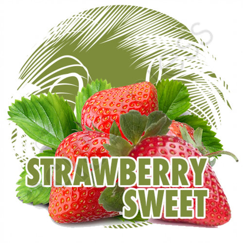 Sweet strawberry (JF) - Blck vapour