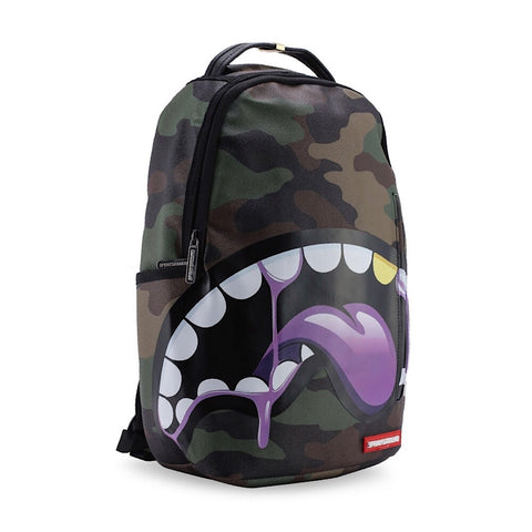Sprayground - SHARK TONGUE REMIX PURPLE (910B2067NSZ)