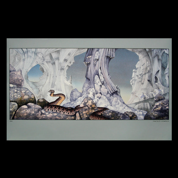 RELAYER POSTER (59X86CM)