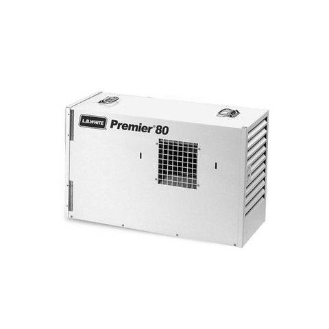 80K BTU FORCED AIR HEATER