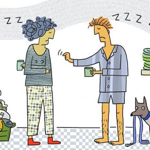 NYT: Lack of sleep causing relationship issues?