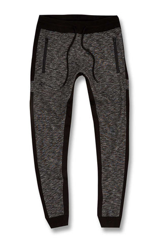 Jordan Craig - Harrington Jogger Sweatpants (Black)