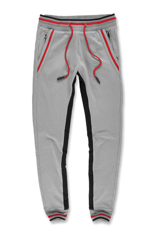 Jordan Craig - Big Men's Palermo Track Pants (Black)