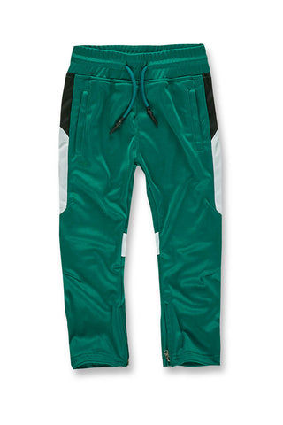 Kids Havana Track Pants (Money Green)