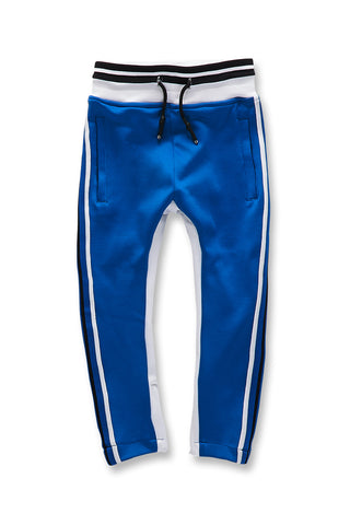 Kids Carson Track Pants (Royal)