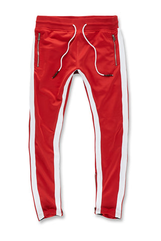 Oxford Track Pants (University Red)