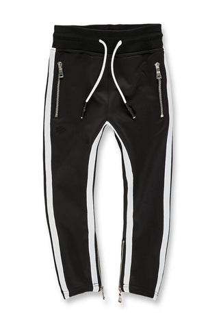 Kids Oxford Track Pants (Black)