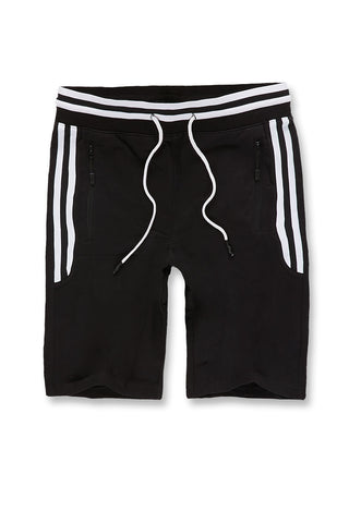 Montego Knit Shorts (Black)