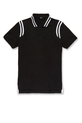 Montego Polo Shirt (Black)