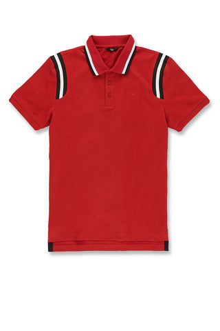 Montego Polo Shirt (Red)