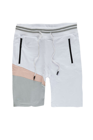 Nassau Knit Shorts (Blush)