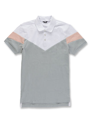 Nassau Polo Shirt (Blush)