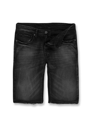 Newcastle Denim Shorts 2.0 (Black)