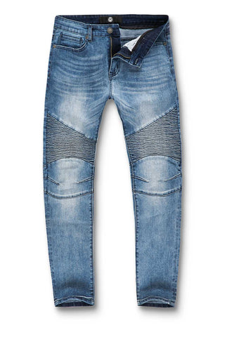 Jordan Craig - Aaron - Lincoln Moto Denim 2.0 (Aged Wash)