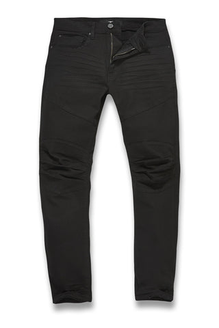 Jordan Craig - Aaron - Lexington Moto Denim (Jet Black)