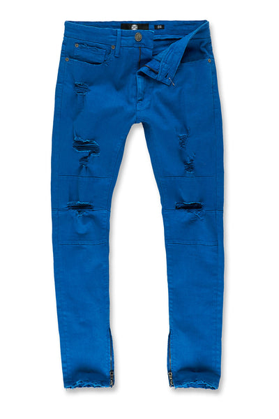 Sean - Revolt Twill Pants 2.0 (Royal)