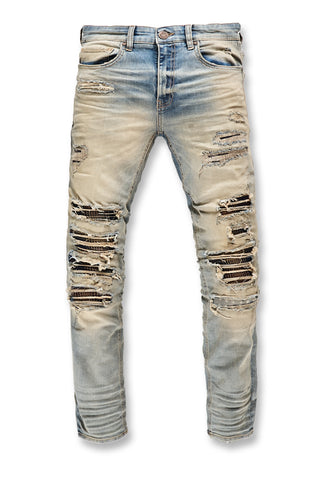 Jordan Craig - Aaron - Denali Denim (Antique)