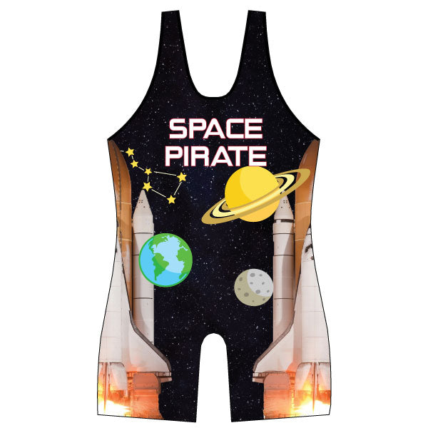 OUTER SPACE SINGLET