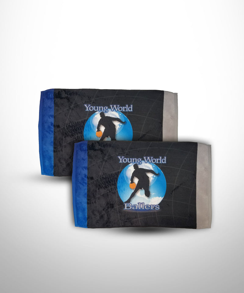 Sublimated Towel YW BALLERS