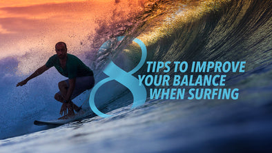 How to Improve Your Balance When Surfing